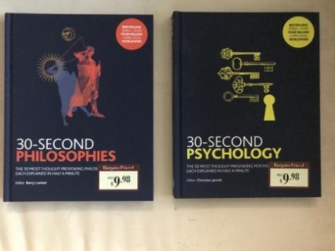 30 sec books
