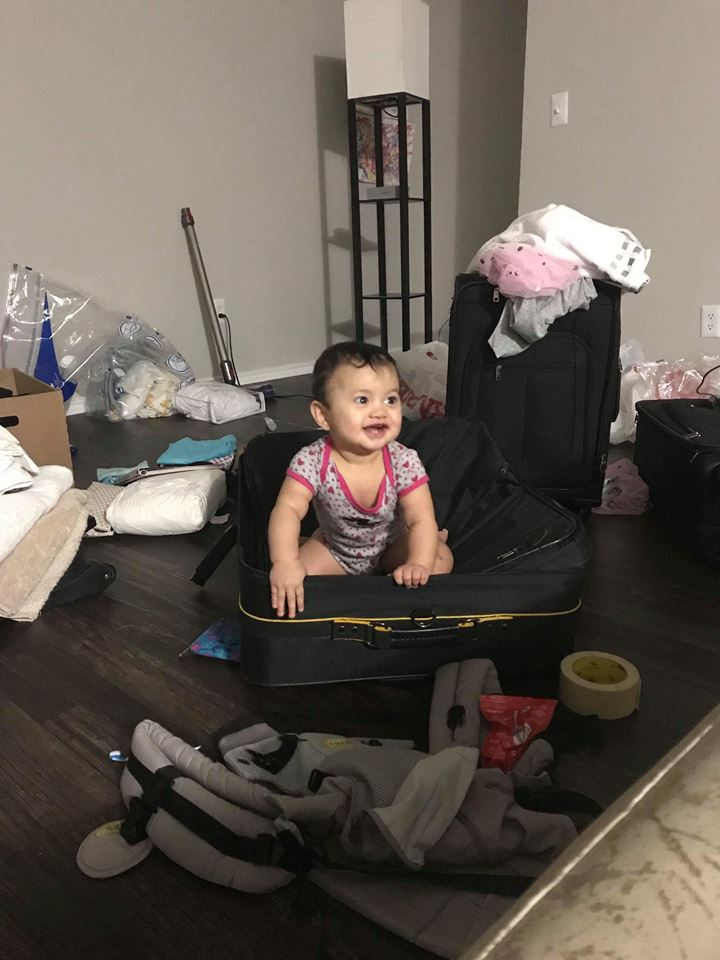 zoe suitcase